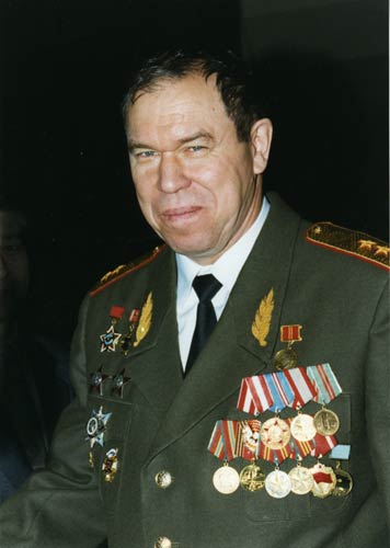 General Lieutenant Lev Rokhlin