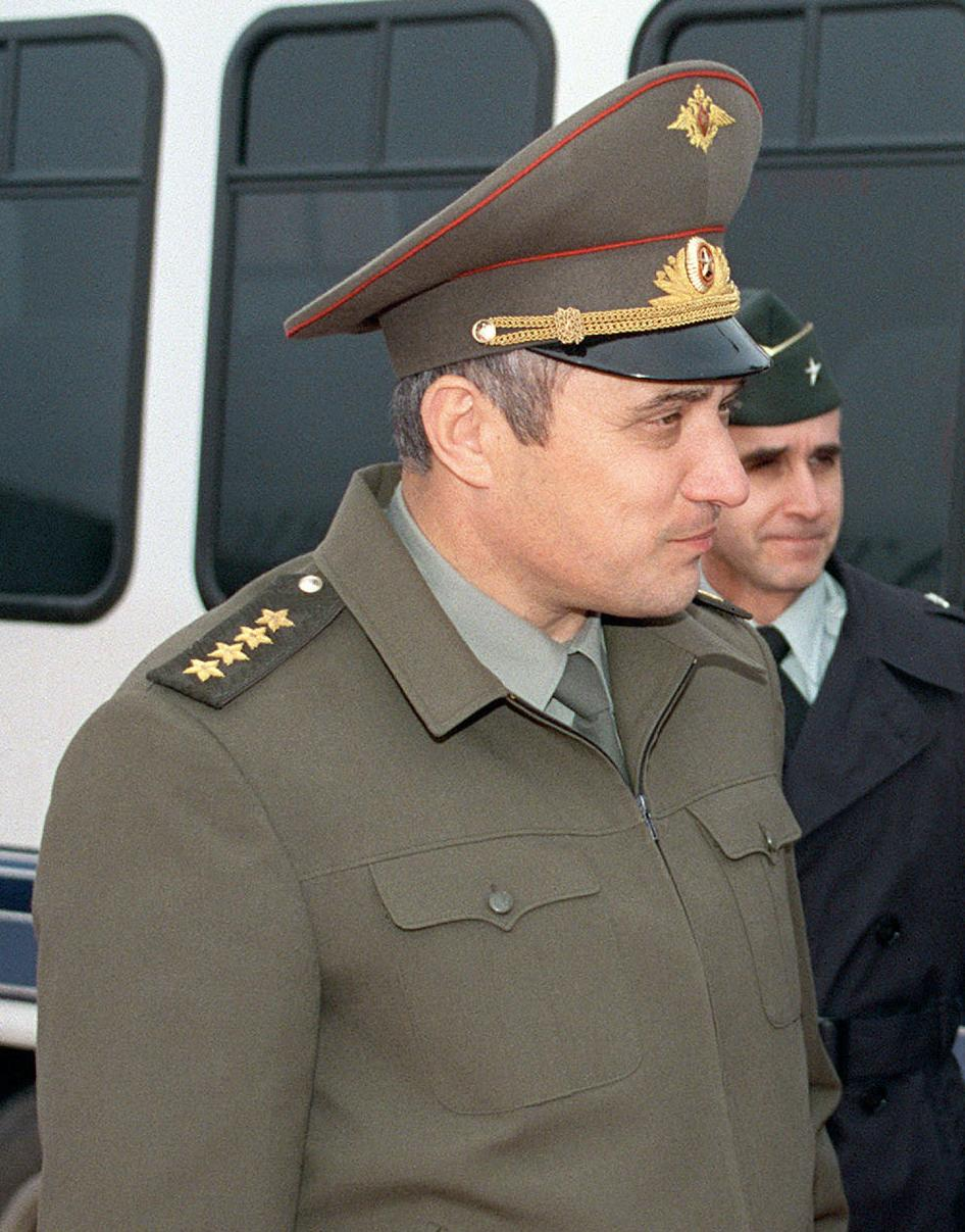 General of the Army Anatoly V. Kvashnin in 1998 Alex Lloyd